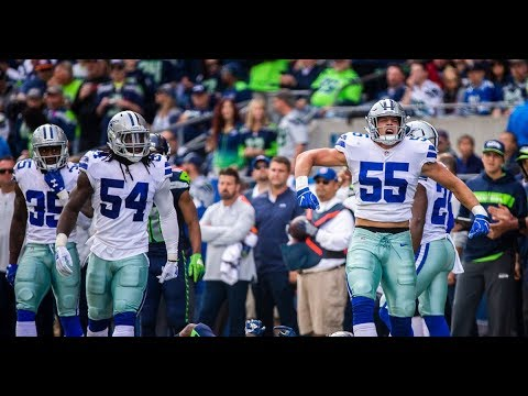 03dd0930 Dallas Cowboys Linebackers Leighton Vander Esch & Jaylon Smith - YouTube
