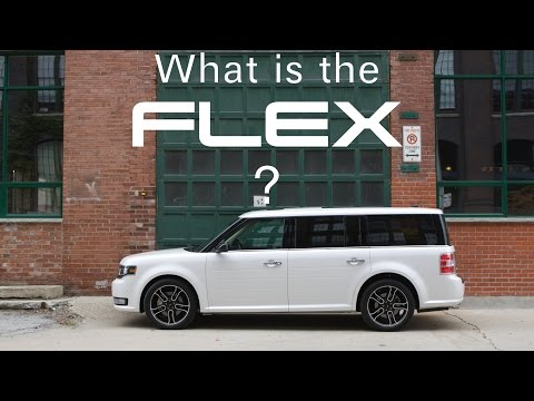2014 Ford Flex | SUV Review | Driving.ca
