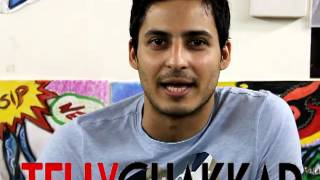 Mohit Malhotra in the house of Tellychakkar