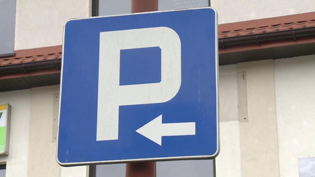 TKB – Mandat za parkowanie – 15.02.2018