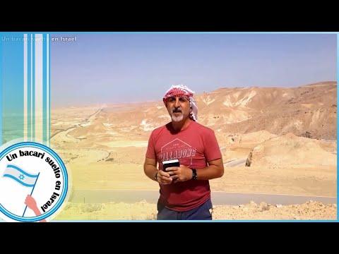 El Desierto Sinai Y La Impresionante Ruta (prohibida) Numero 10 De Israel