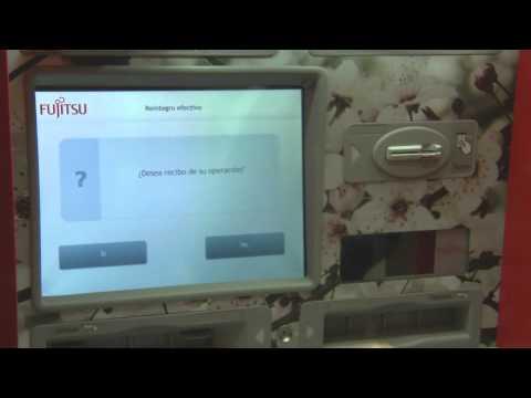Najnowszy bankomat Fujitsu ATM Series 100