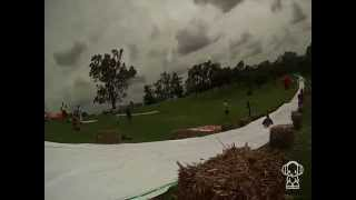 World's Longest Slip 'n Slide (2013 Guiness World Record) GoPro