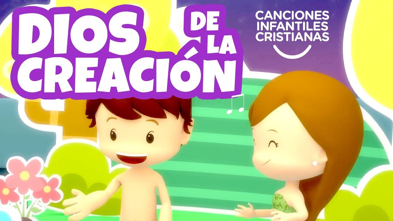 Dios De La Creación Canciones Infantiles Cristianas Generación 12 Kids Pequeños Héroes Youtube