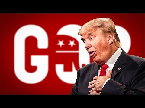 Republicans Fear Being Dragged Down With The Trump Sinking Ship - The Ring Of Fire