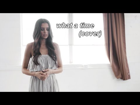 What A Time - Julia Michaels / Niall Horan (Cover By Jess Conte)