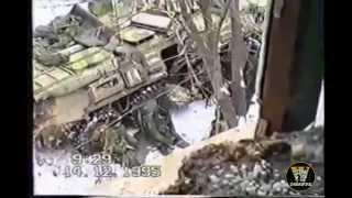 Чечня, Гудермес 1995г.