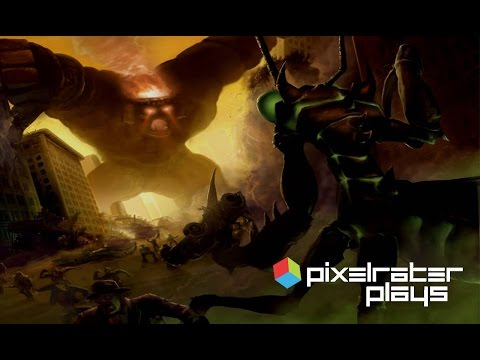 Pixelrater Plays: War of the Monsters