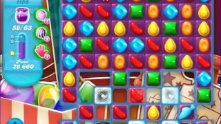 Candy Crush Saga SODA Level 1155 CE
