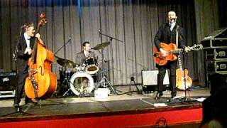 RHYTHM ACES Tunnel of love TEDDY BOY ROCK & ROLL Rockola Canvey