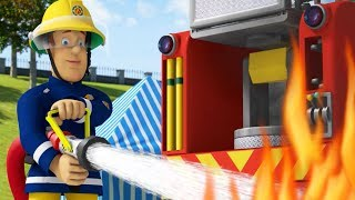 Fireman Sam New Episodes | NEW SEASON 10 🌟 Spy Games - Fireman Sam Fun Compilation 🚒 🔥 Kids Cartoon