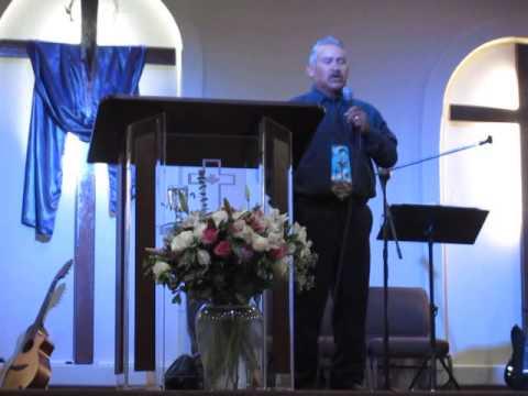 Predicacion en Monte Sinai  1ra y 2da Palabra  Abril 2, 2015