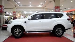 Nissan TERRA 2,5 L tipe VL, Interior dan Eksterior Tampilan lebih Detil