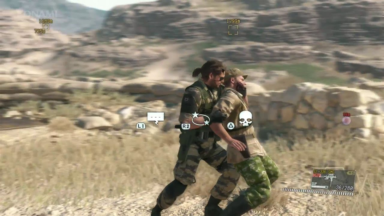 Metal Gear Solid V: The Phantom Pain Game Length Could Be ...