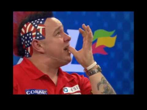 Peter Wright winning his FIRST EVER Major Title - 2017 PDC UK Open