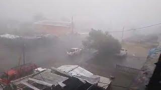 Cyclone Tropical AVA à Toamasina (2018)