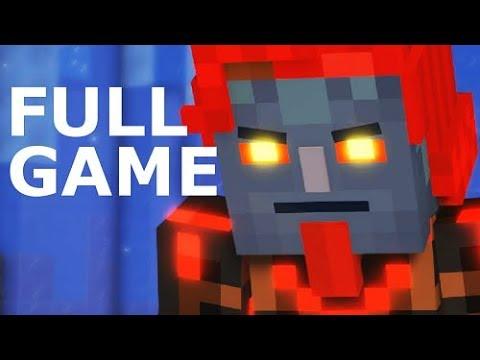 Minecraft Story Mode Season 2 Episode 2 Full Game Walkthrough