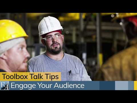 Construction Accident Lawyers Answer FAQs: How to Make a Toolbox Talk Effective ?