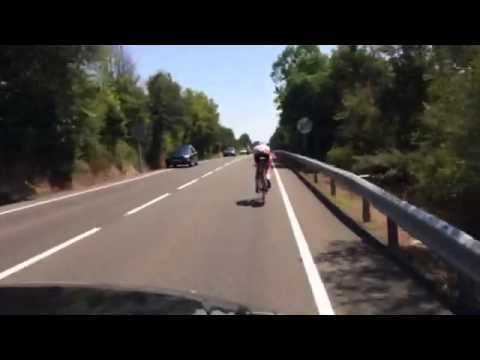 CRI Vuelta a León 2014- Adria Moreno (Controlpack)