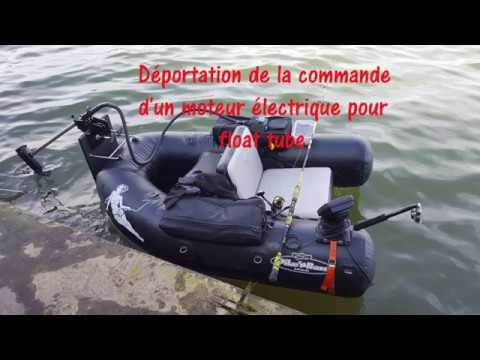 moteur float tube