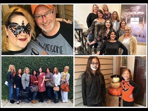 October 22-Nov 2, 2017! Houston Trip & Halloween!