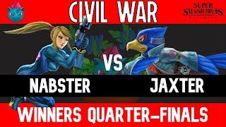 THS Civil War | Nabster vs Jaxter (Winners Quarter-Finals)