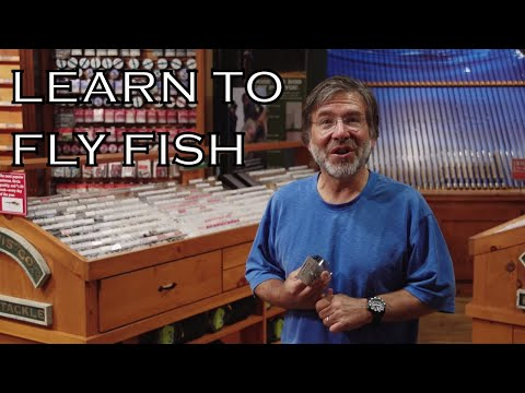 Basics Of Fly Fishing | Tom Rosenbauer