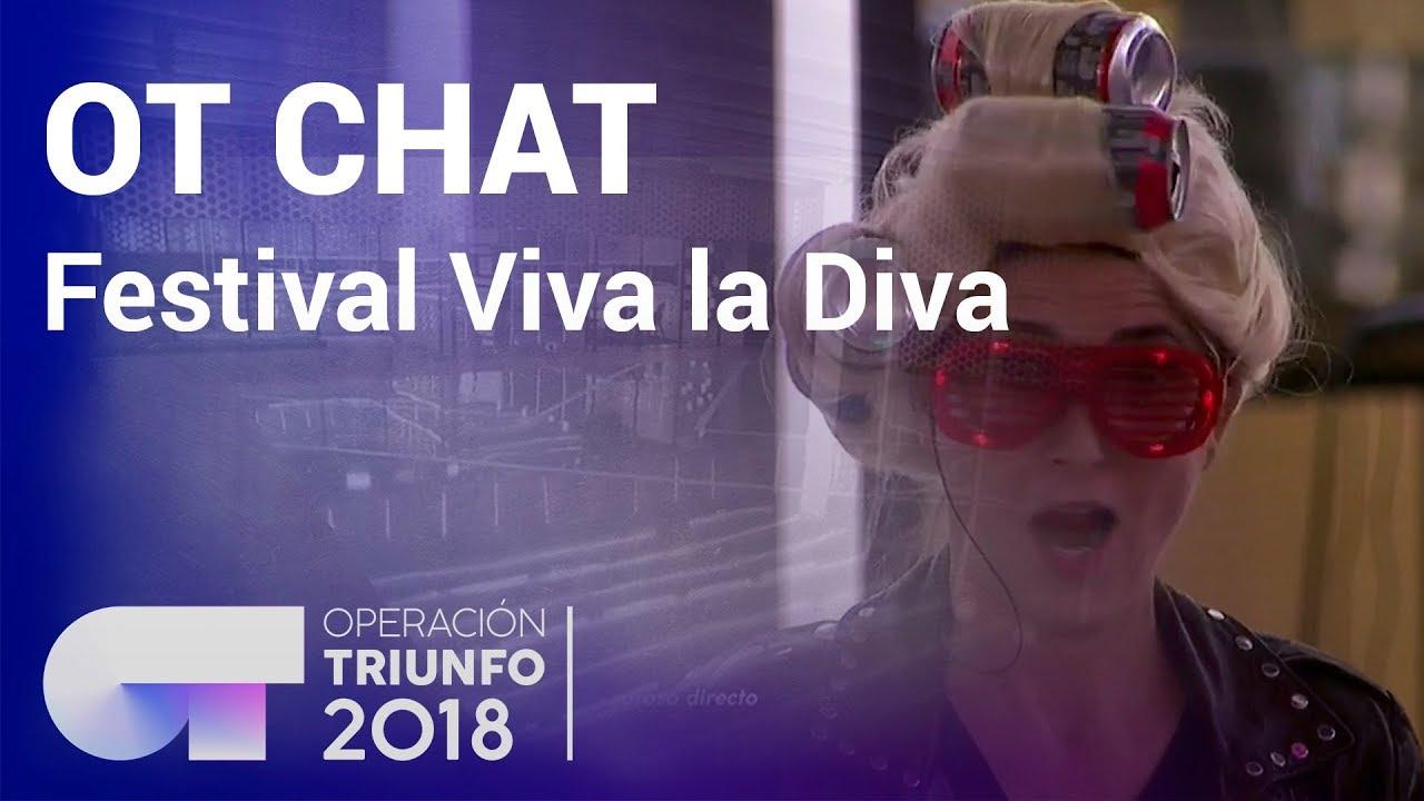 La creadora de la 'Salchipapa' da consejos a los concursantes de 'Operación Triunfo'
