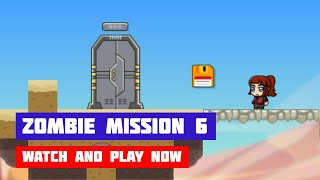 Zombie Mission 6 · Game · Gameplay