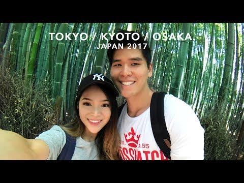 TOKYO/KYOTO/OSAKA IN 10 DAYS | GoPro Hero 5 Session