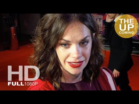 Ruth Wilson  at the Dark River premiere for London Film Festival