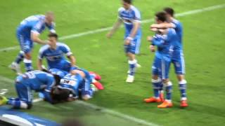 KAA Gent - RSC Anderlecht: Goal Renato Neto [RIP GREG]