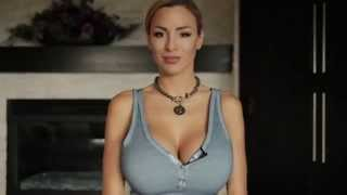 Jordan Carver talks about her Melons!!!