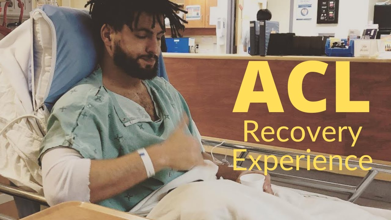 Download My ACL Surgery Recovery Journey As a Physiotherapist
