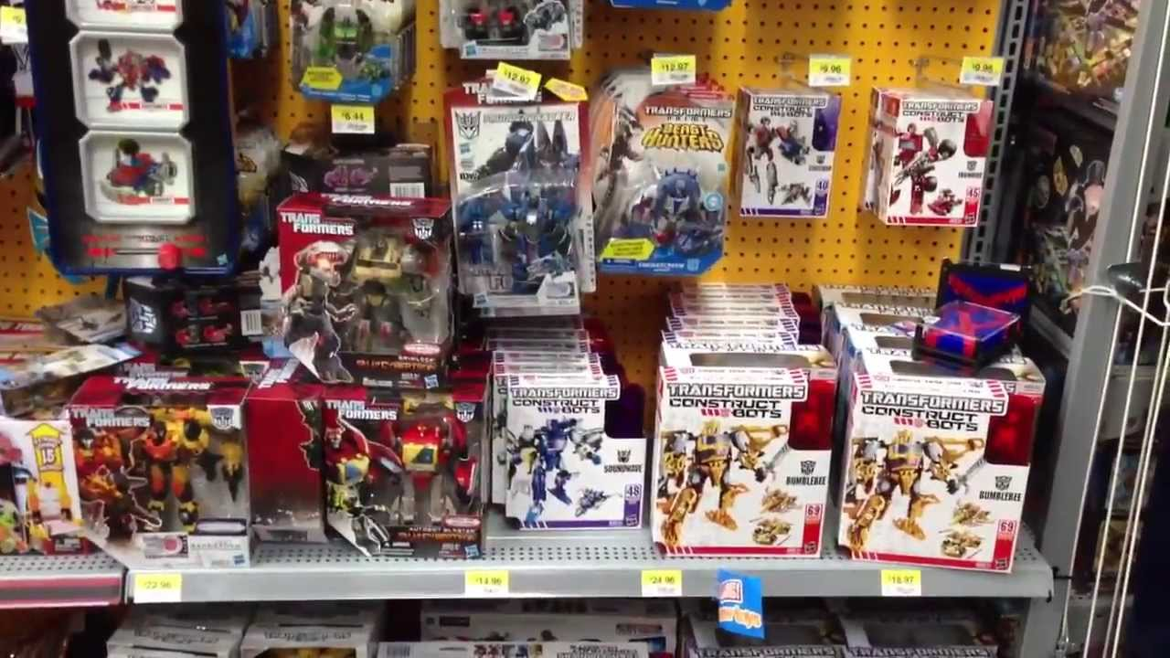 Transformers At Walmart Generations Beast Hunters Hoist