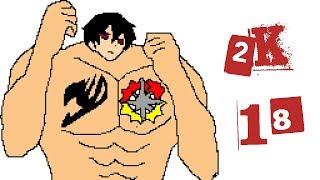 Самые ОЖИДАЕМЫЕ аниме 2018 года (токийский гуль 3, мастера меча онлайн 3, код гиасс 3, хвост феи 3)