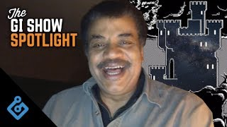 Neil deGrasse Tyson On His Favorite Game And Embracing Simulations