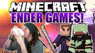 Gegner ZU LEICHT?! - Suppenmeister! mit Zombey - Minecraft ENDER GAMES SERIE #6 | ungespielt