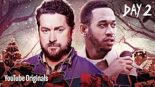 Killer Firs - 12 Deadly Days Ep 2 (ft. Burnie Burns and TPindell)(Starring Burnie Burns and TPindell. After the mysterious death of her estranged father, a young woman discovers the family Christmas tree business may be ..., 2016-12-12T17:44:42.000Z)