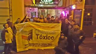 Ecuador und Internationaler Anti-Chevron Tag @ Coop Anti-War Cafe Berlin