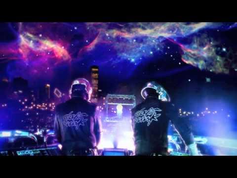 Harder Lights - Daft Punk vs Ellie Goulding