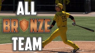 Bronze Team Challenge! MLB The Show 17 Diamond Dynasty Challenge