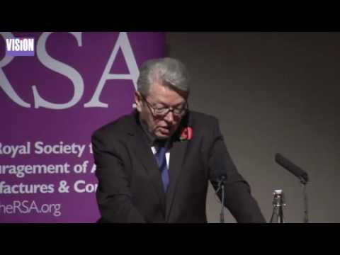 Alan Johnson MP - Security in the 21st Century: Global, National, Local