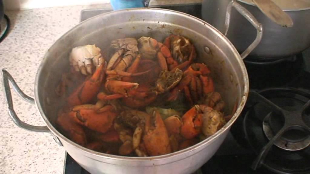 Recette de cuisine matoutou de crabes de martinique youtube - Recette de cuisine antillaise guadeloupe ...