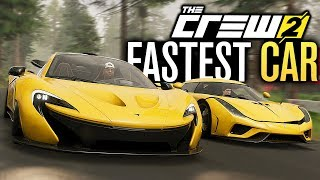 The FASTEST Car In The Crew 2?!