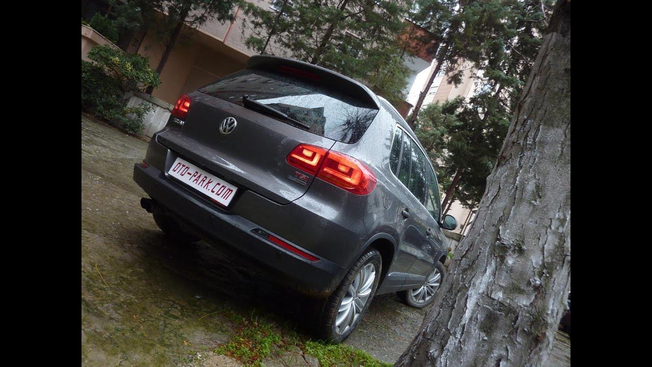 Volkswagen Tiguan 1.4 TSI (2013) | TEST
