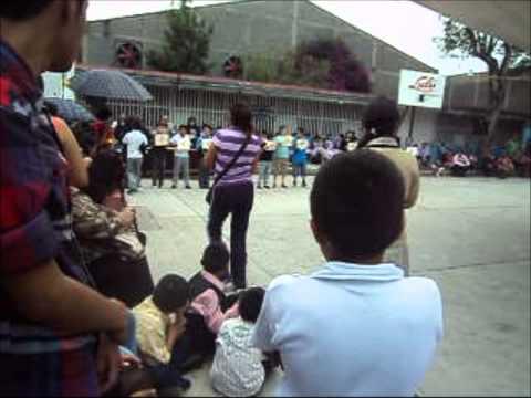 escuela augusto cesar sandino entrega de diplomas a niños del coro 2014