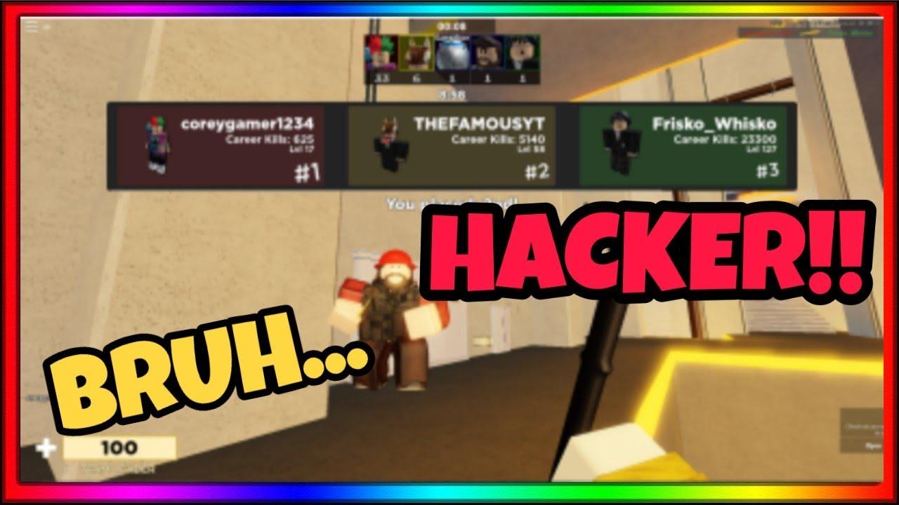 Arsenal Hacker (coreygamer1234) - YouTube