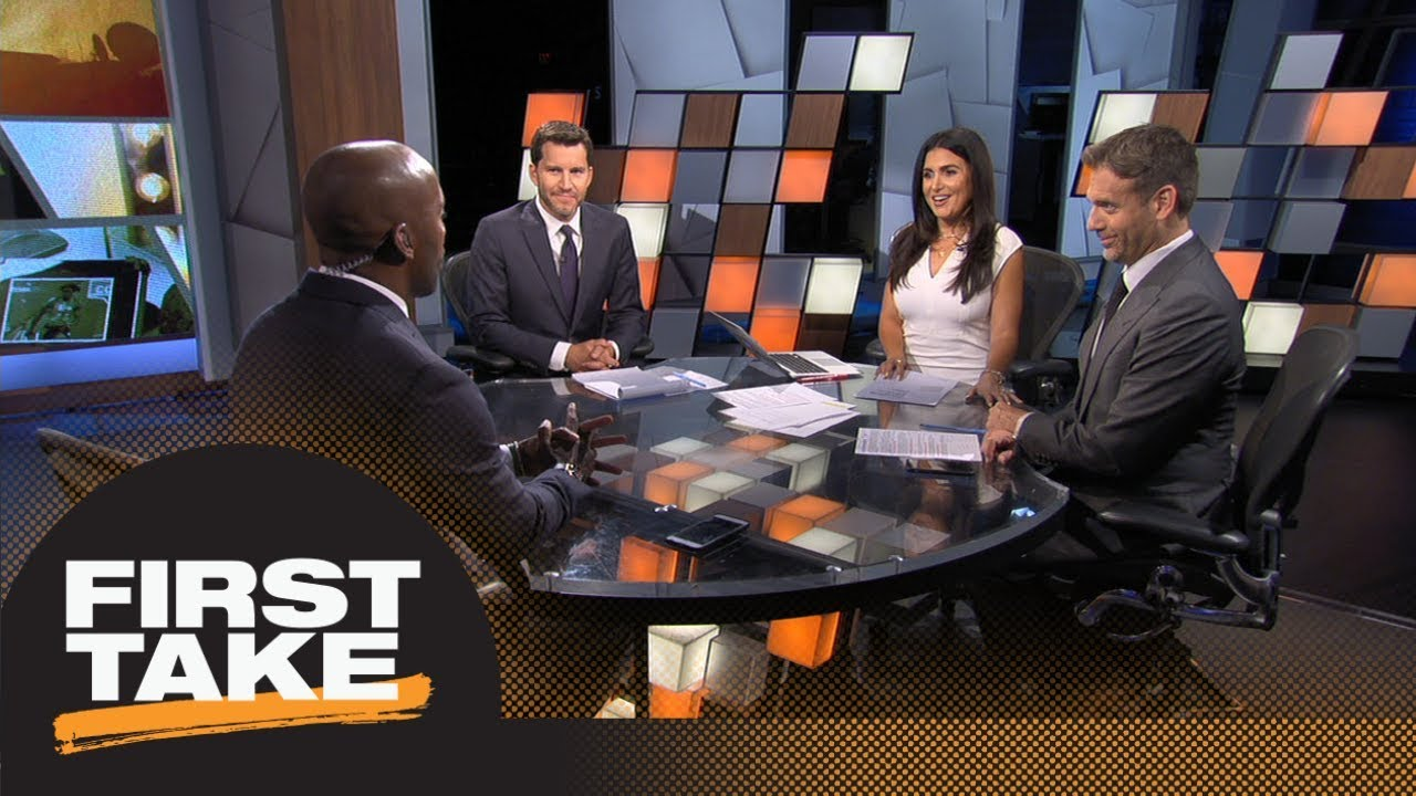 Should the Colts be playing Andrew Luck in the preseason?   First Take   ESPN