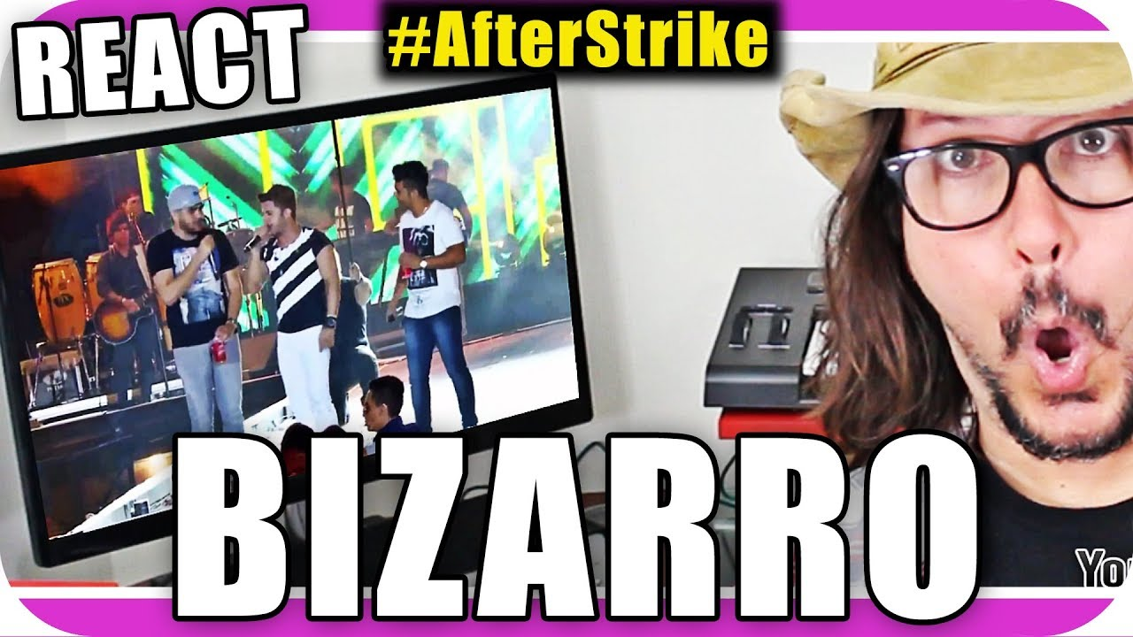 HENRIQUE E JULIANO CRISTIANO ARAÚJO TRIPLA SERTANEJA BIZARRA 2 - Reagindo Humor Comédia #AfterStrike